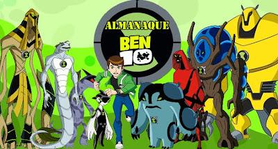 Almanaque Ben 10
