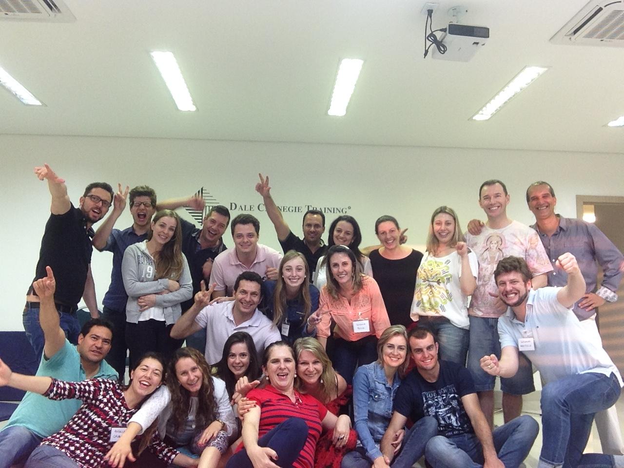 Workshop em Chapecó - SC