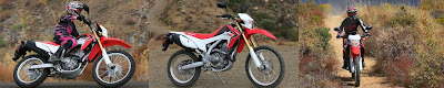 Off Road Motorcycle 2013 - Honda CRF 250 L 2013