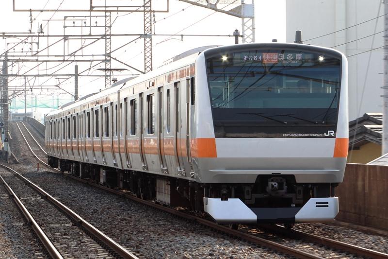発車オーライ!: 武蔵野線 臨時...