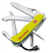 Canivete Suíço Rescue Tool