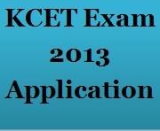 KCET Exam 2013