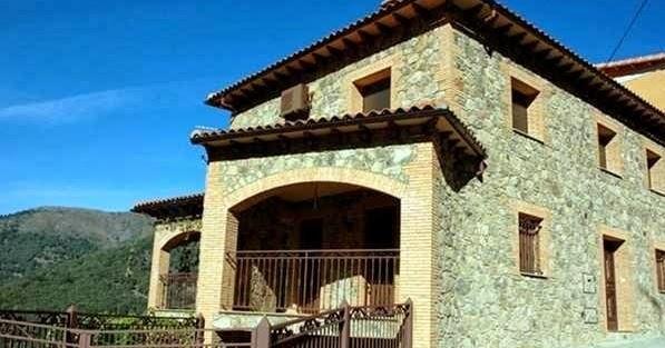 Fachadas de piedra fachadas de casas con block cara de piedra - Piedras para fachadas de casas ...