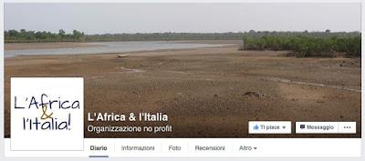L'Africa & l'Italia su Facebook