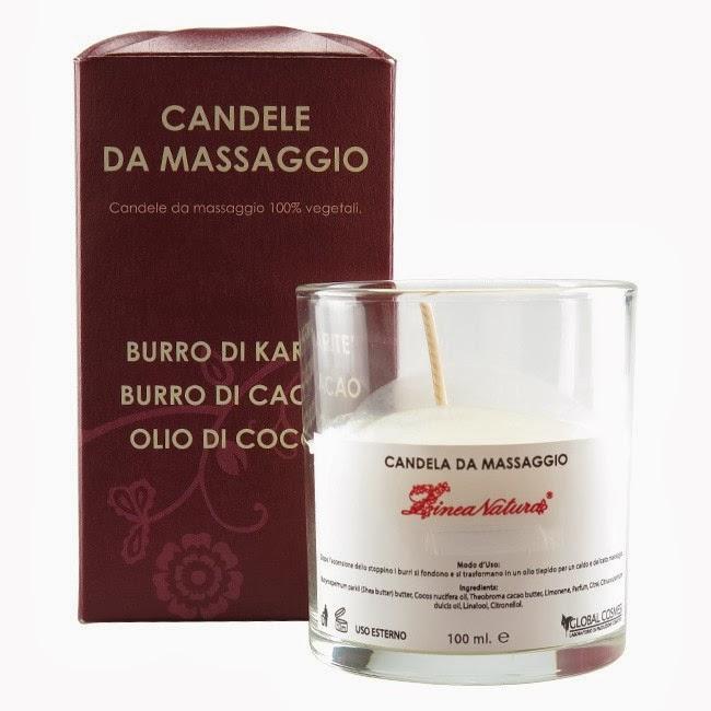 scopri le candele da massaggio ebrand