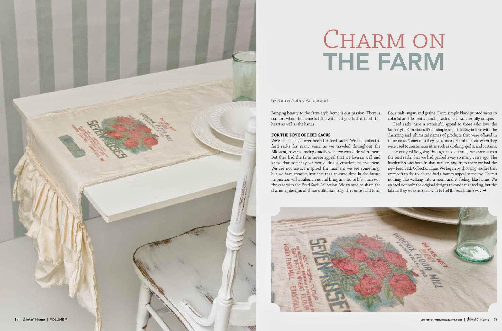 Sweet magnolias farm farmhouse fun with somerset home for Design your own farm layout