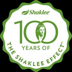 100 YEARS OF SHAKLEE