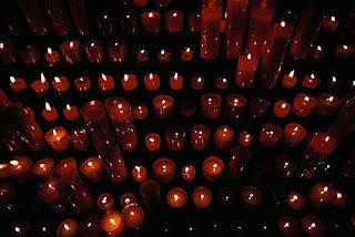 مجمعة شمع جميلة جدا
