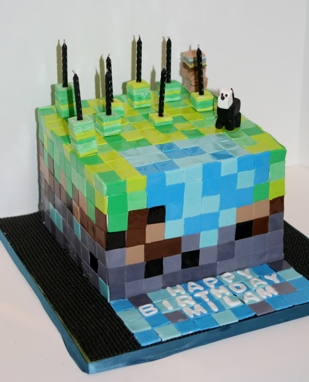 Edge Desserts Birthday Cakes