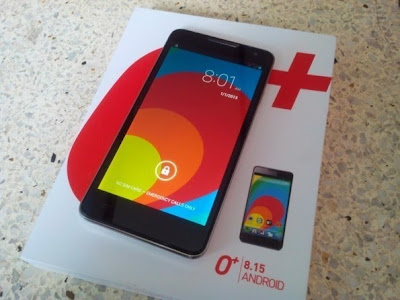 O+Plus 8.15 Specifications, Price and Features.