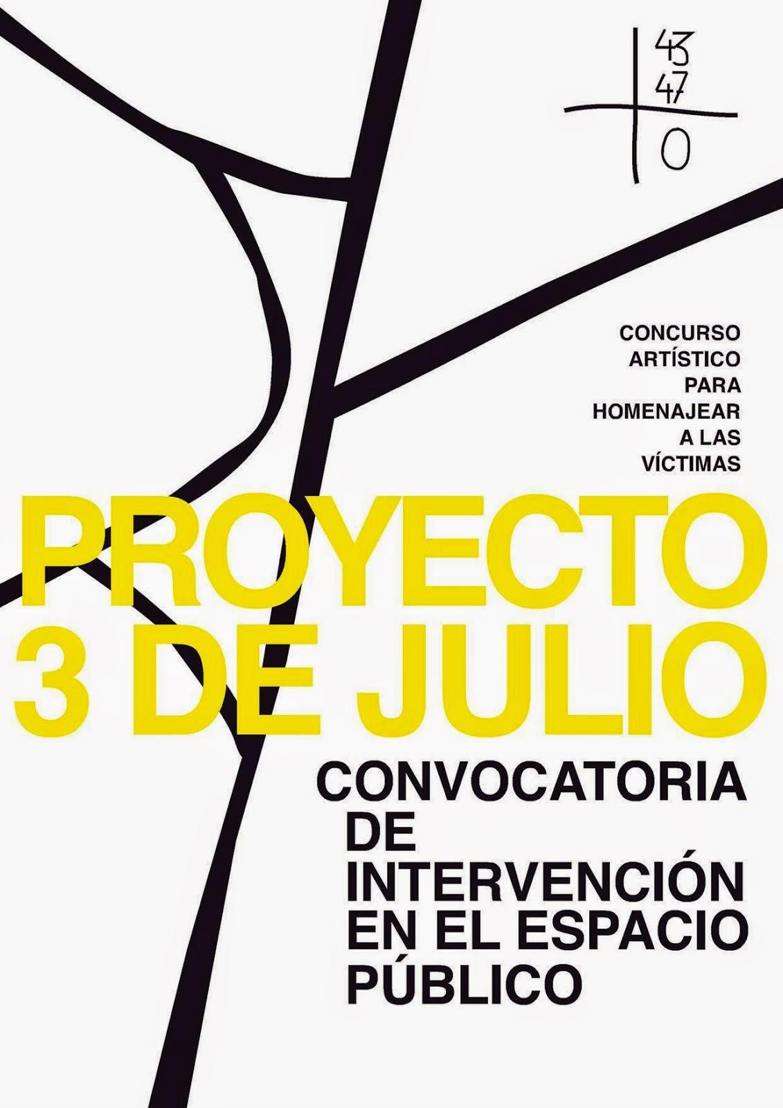 Bases Proyecto 3 Julio