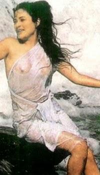 Nackt Mandakini  Dance: 25,495