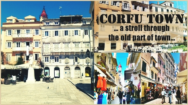 "Instagram @lelazivanovic.video ""Corfu Town: Stroll through the old part of town"". video ""Grad Krf: Setnja kroz stari deo grada."