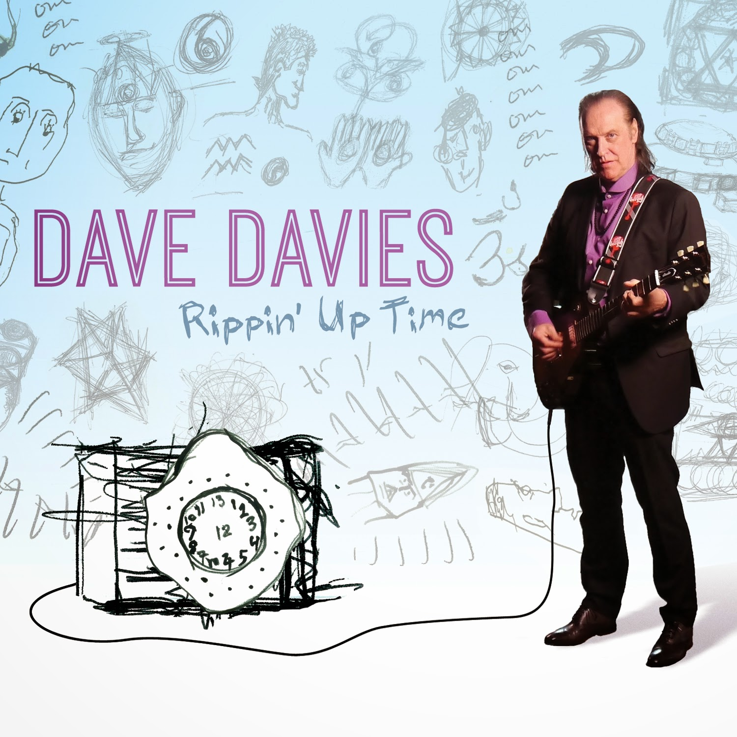 Dave Davies' Rippin' Up Time