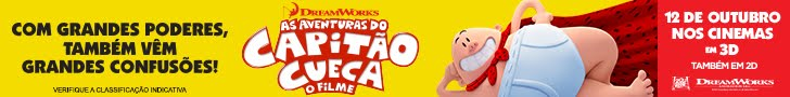AS AVENTURAS DO CAPITÃO CUECA – O FILME