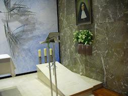 Nueva capilla en la Seo de Urgell