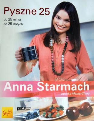 """Anna Starmach """"Pyszne 25"""""""