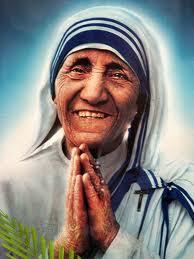 A falta de amor é a maior de todas as pobrezas . - Madre Teresa