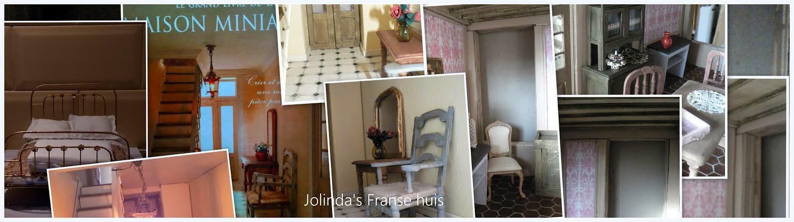 Jolinda's Franse huis