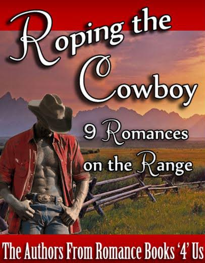 Pleasuring Pandora - Roping the Cowboy