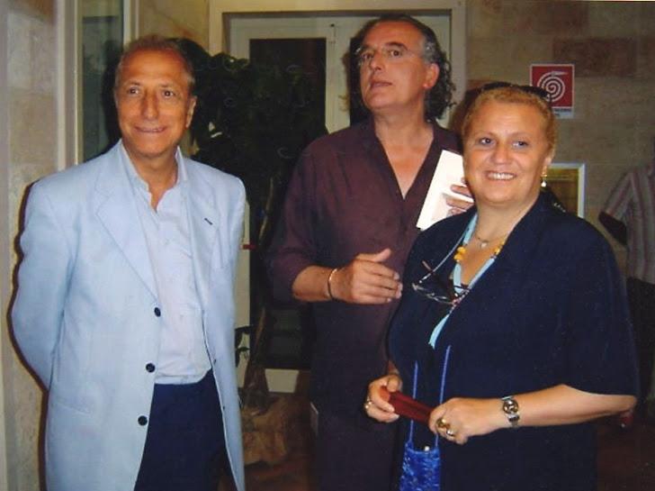 Pippo Franco, Nunzio Tria e Pina