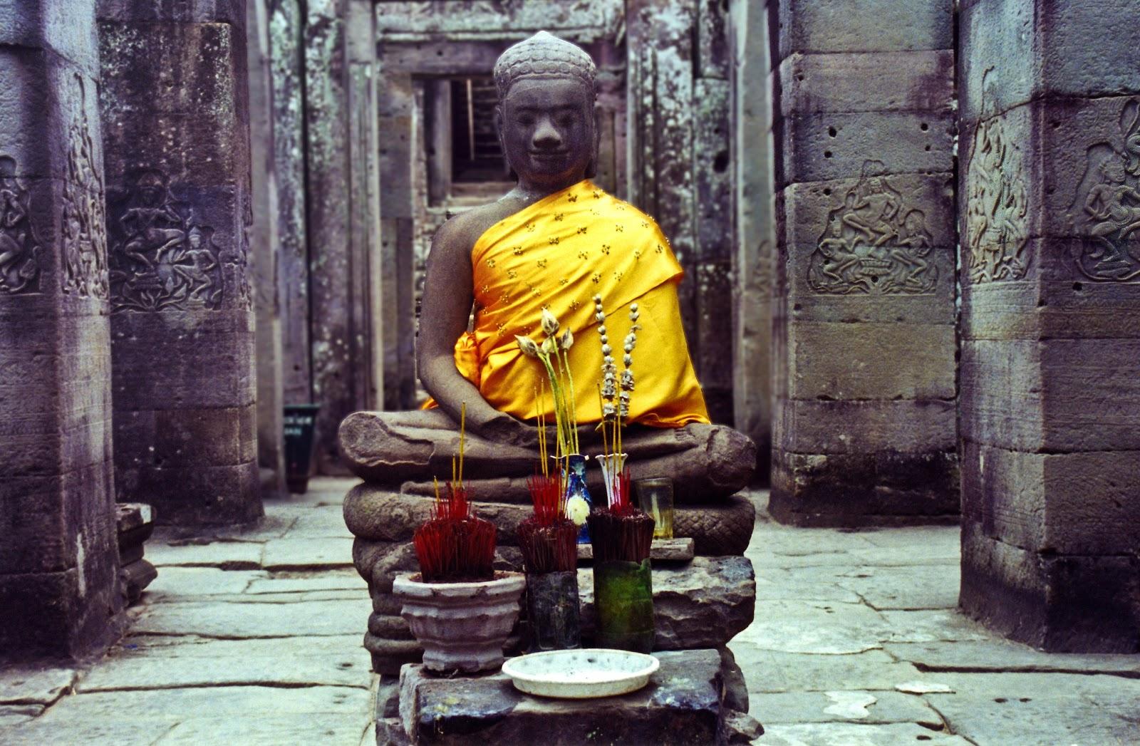Theravada Buddhism - Wat Bodhikaram