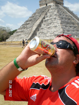 CHICHEN ITZA - MEXICO 2012