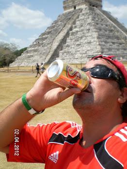 CHICHEN ITZA - MEXICO 2012