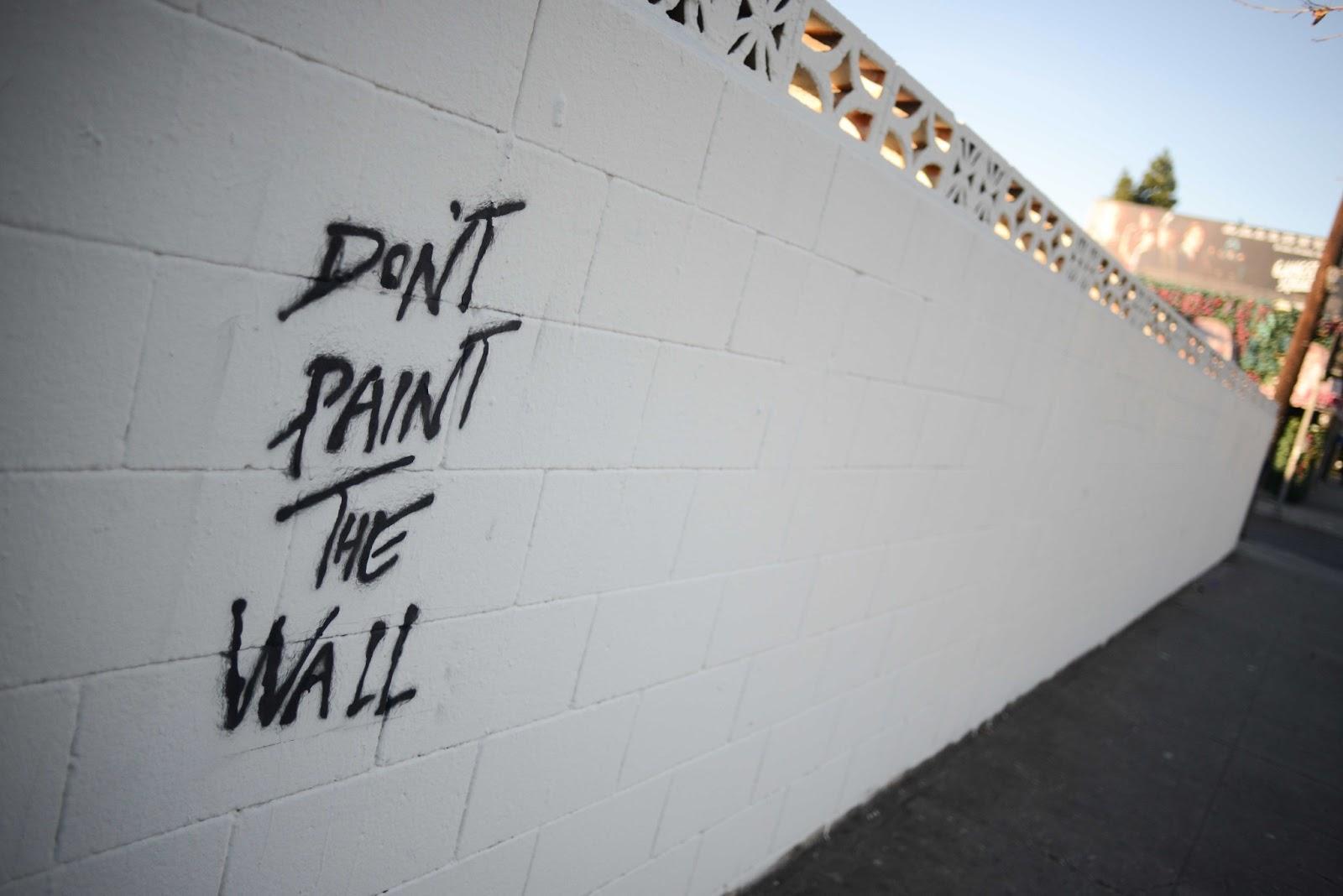 Pintadas, grafittis y otras mierdas del arte hurvano ese. - Página 4 PJ+dont+paint+the+wall-4