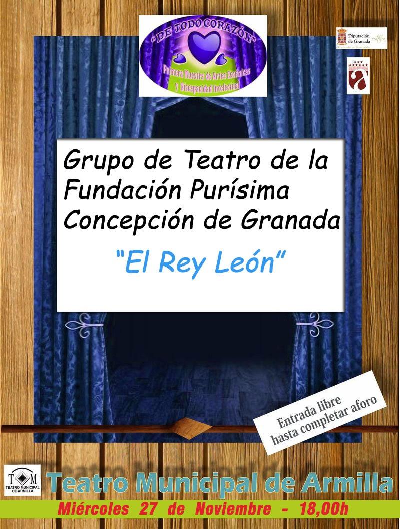 """Miercoles - """"El Rey León"""""""