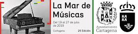 AGENDA DE LA MAR DE MÚSICAS 2019