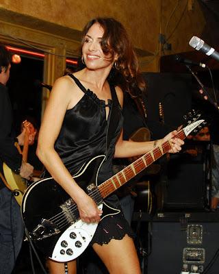 Susanna Hoffs estrella musical