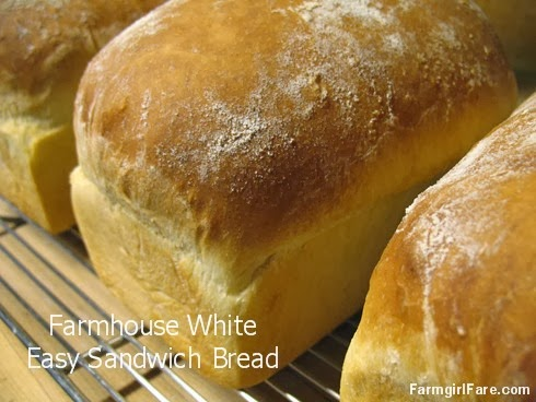 I Also Explain How To Shape Bread Dough Into Sandwich Loaves And Offer Some  More Bread Baking Tips In This Post. And Youu0027ll Find Links To More Bread  Recipes ...