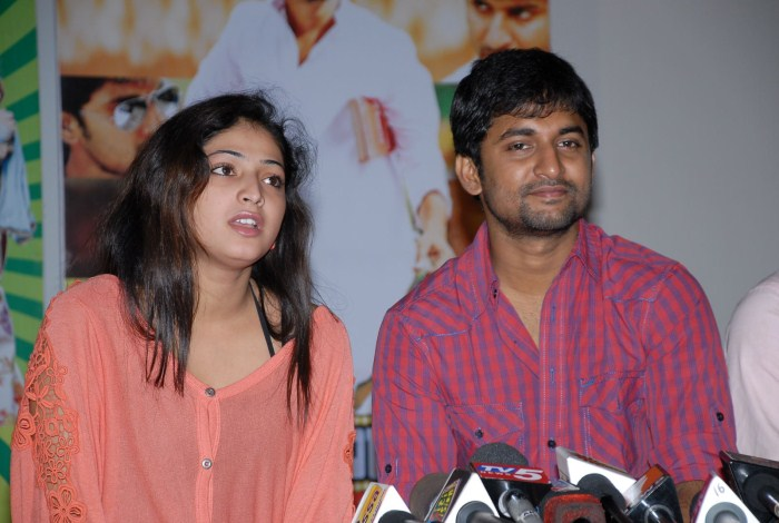 Pilla Zamindar Success Meet Stills cinema gallery