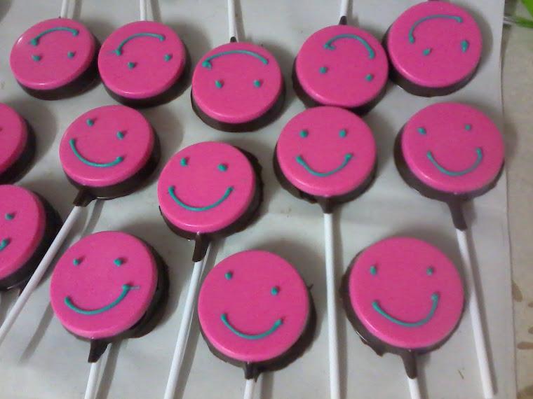 Oreo smiley