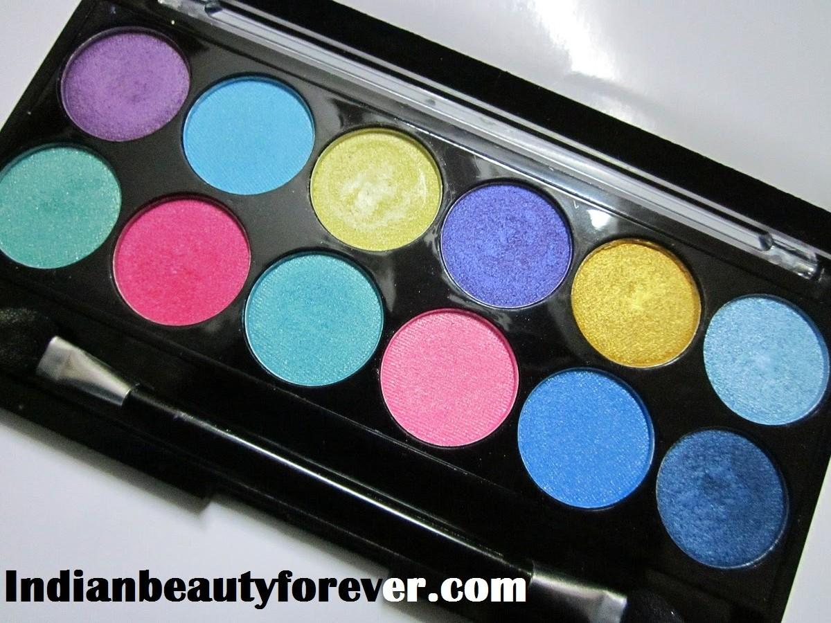 MUA (Makeup Academy) palette