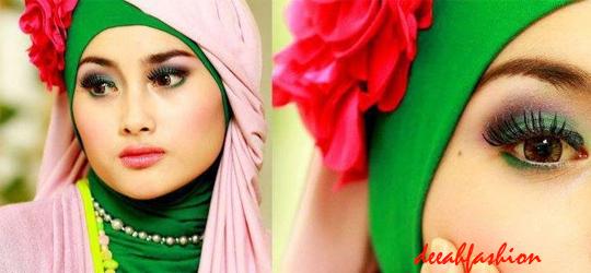 Pop Art Hijab Style Jilbab Pop Art Trend Jilbab 2014