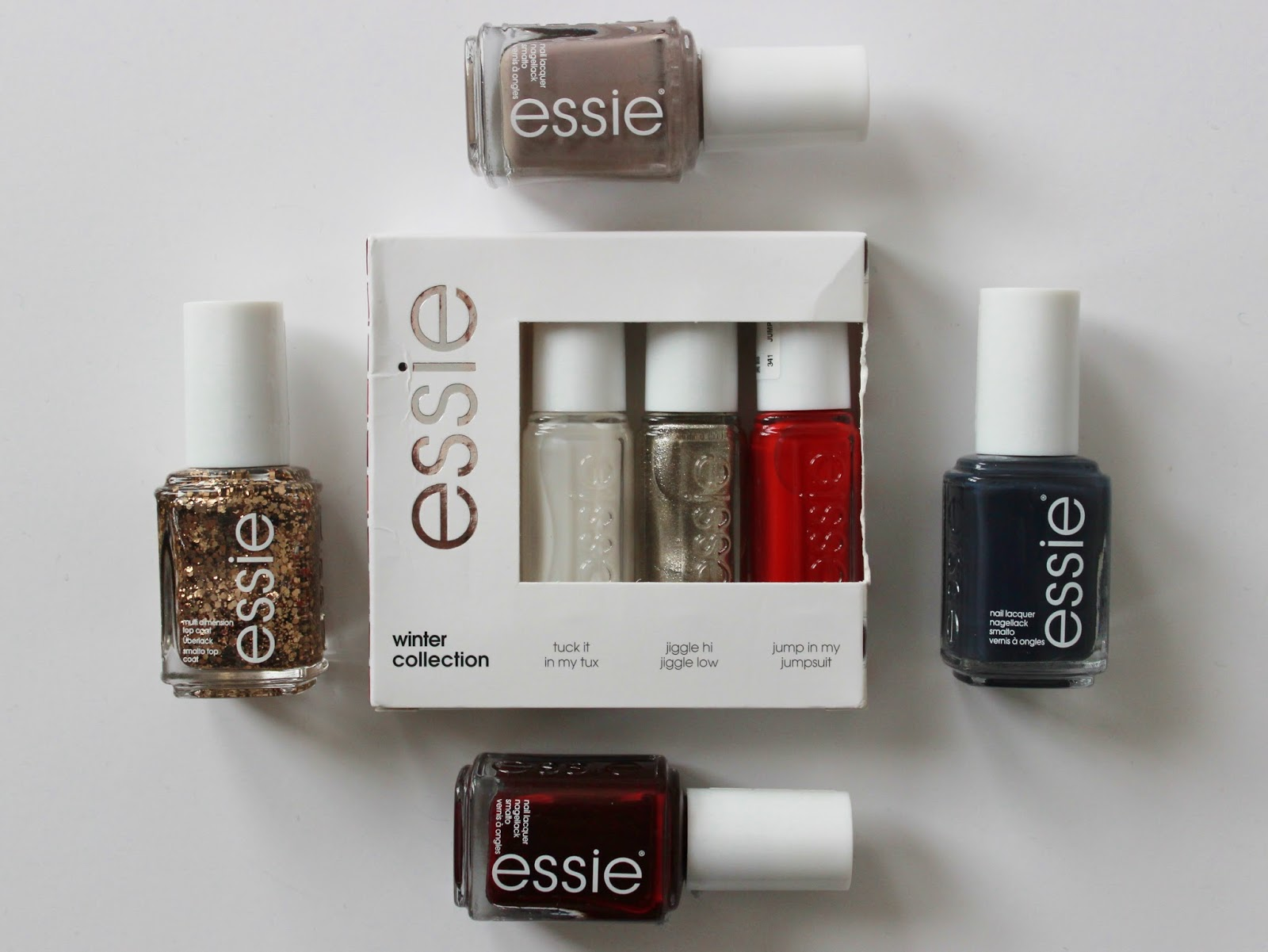 Essie free nail polish gift with purchase