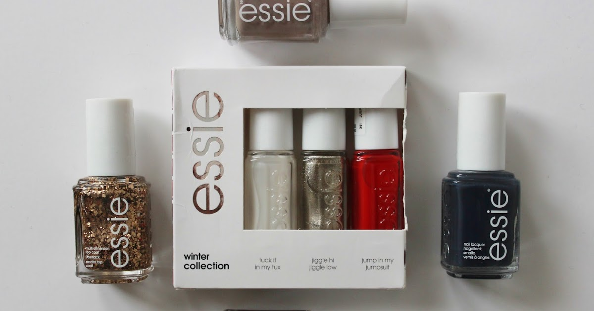 Colorful Essie Nail Polish Gift Sets Image Collection - Nail Paint ...