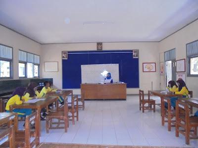 Pemilihan Pengurus OSIS SMP Negeri 2 Pengadegan