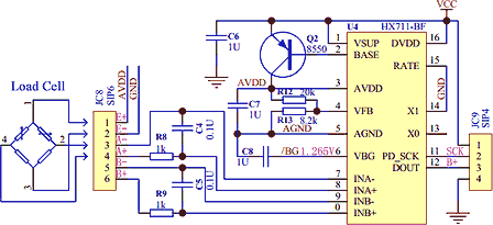 Loadcell Hx711 in addition 93uw03 together with Circuit Creator Free as well Easyeda Free Web Based Pcb Design Simulation Tool in addition Logic Diagram Solver. on circuit diagram arduino creator