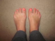 Fred Flintstone Feet