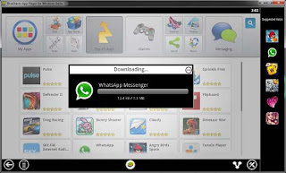 WhatsApp for PC - Download Android for Windows - Android for PC - Cara menggunakan Android lewat PC