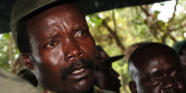US military turn to some unsavory partners to help find warlord Joseph Kony