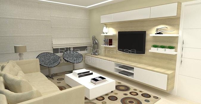 Painel Tv Sala De Estar ~ É a nossa cara, nossa casa não vai ser grande mas vai ser moderna