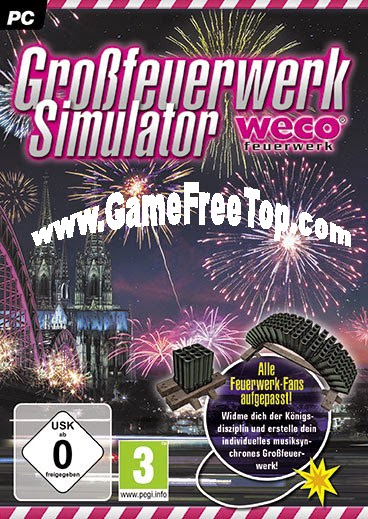 Fireworks Simulator - Full Version Game Download - PcGameFreeTop