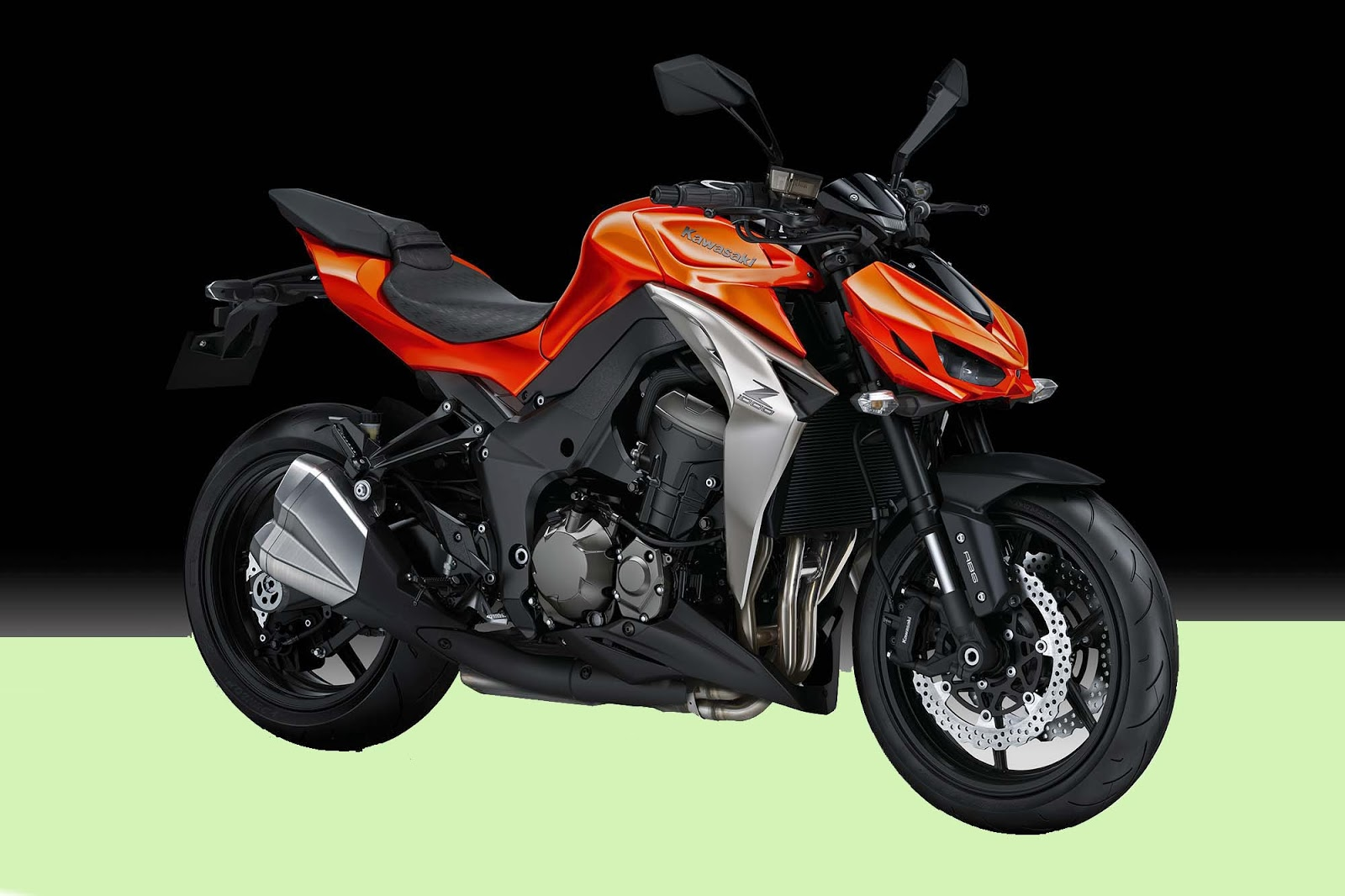 Kawasaki Is Ready To Begin Sales Of Its New Superbike The Z1000 In India 2014 Was Exhibited World At Recent EICMA 2013 Show