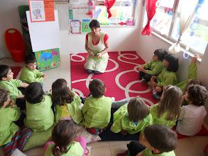 Discussão no tapete
