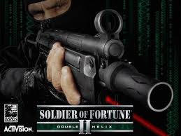 Soldier of Fortune II Game