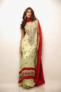Sadaf Amir Winter Fall New Stylish Dresses Collection 2013-2014 For Women & Girls